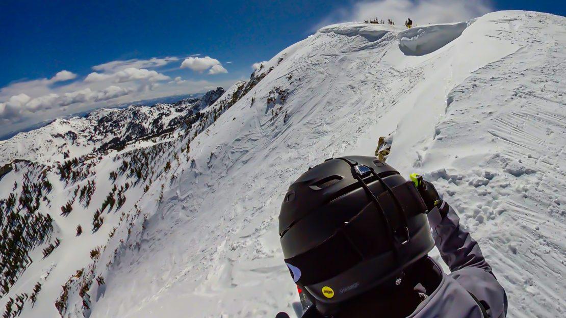Alta Ski Area Baldy Chutes